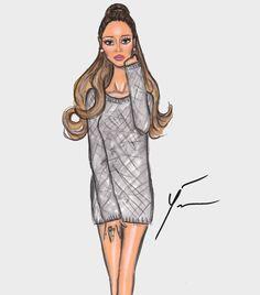 Ariana Grande 'Pure Beauty' by Yigit Ozcakmak