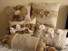 diy - pillows