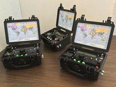 custom built QRP transceivers RadioSet-GO Diy Electronics, Electronics Projects, Electrical Projects, Radios, Emergency Preparedness, Survival, Radio Kit, Qrp, Ham Radio Antenna
