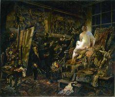 ВАСИЛИЙ ЯКОВЛЕВ Спор об искусстве. 1946 Холст, масло. 345 х 412