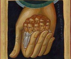 By Elena Murariu Christus Pantokrator, Anima Mundi, Best Icons, Byzantine Art, Orthodox Icons, Sacred Art, Faith In God, Meant To Be, Saints