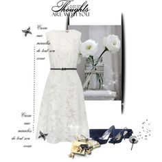 Navy Wedding Shoes by sole-divas on Polyvore featuring M&Co, WeddingShoes and eveningshoes