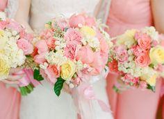 Photography: Abby Jiu Photography - abbyjiu.com  Read More: http://www.stylemepretty.com/2014/11/17/fresh-romantic-leesburg-wedding/