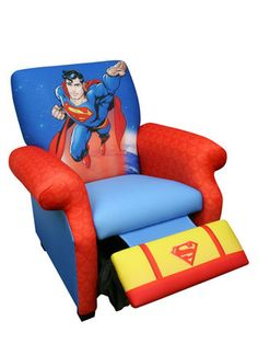 California-based Newco Furniture makes chairs: specifically, gliders, rockers, ottomans and recliners for kids and adults alike – as well as their pets! All of NewCo's furniture is made in the USA, and it's as comfortable as can be – Babies 'R' Us, for instance, credits NewCo with basically inventing their upholstered glider business, perfect for smoothly rocking a newborn (and an exhausted new parent) to sleep. Newco also makes some of the most popular kids characters available in furniture…