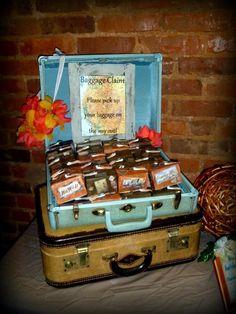 Katie Mayed Creations: Hawaiian Honeymoon Travel Wedding Shower