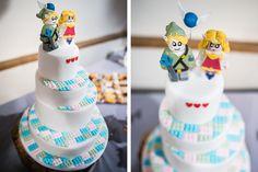 Juste wow pour ce magnifique gâteau !