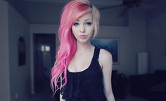 Pink and Blonde. ♥