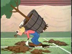 Cartoons For Children # Goofy   Tennis Racquet - http://movies.chitte.rs/cartoons-for-children-goofy-tennis-racquet-2/