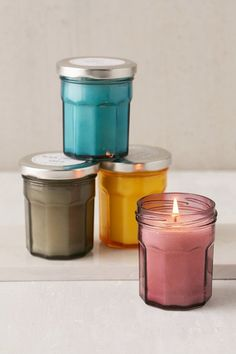Paddywax Cafe Jar Candle gauva and elderflower Candles And Candleholders, Home Candles, Scented Candles, Candle Jars, Light Em Up, Light My Fire, Paddywax Candles, Pots, Book Baskets