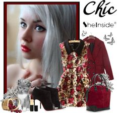 """""""chic....chic...."""" by sneky ❤ liked on Polyvore"""