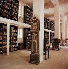 St. Catherine's Monastery Library (Sinai, Egypt)