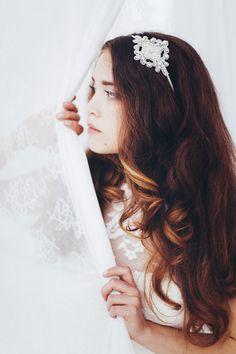 All White Wedding Inspiration
