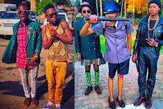 Fotos – Fashion Rebels É Uma Galera Da África Do Sul Que Você Precisa Conhecer | eaí ?¿