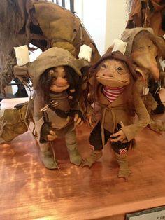Trolls by Wendy Froud http://afanyc.com/