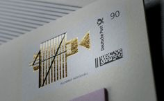THE GOLDEN CAMERA 2012 by Paperlux , via Behance