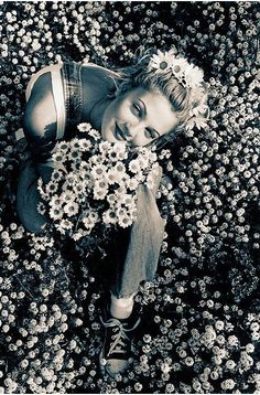 Drew Barrymore by Michael Muller