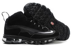 Men Nike Air Max Jr Shoes 02 All Black