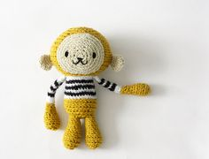 Amigurumi by WereRabbit in Chaing Mai, Thailand. |