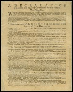 declaration of independence related events