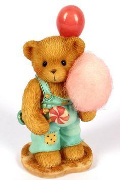 Heidi´s Cherished Teddies Galerie: MIKE Eventfigur 1998 - I'm Sweet On You! (356255)