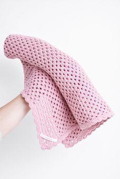 Baby Afghans, Baby Blanket Crochet, Crochet Baby, Free Crochet, Knit Crochet, Baby Knitting Patterns, Embroidery Patterns, Crochet Patterns, Crochet For Kids