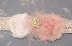 bridal garter pinkette