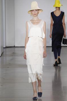Jil Sander Spring 2016 Ready-to-Wear Fashion Show - Chiara Mazzoleni
