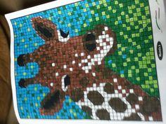 Mystery mosaic
