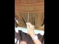 Upholstery Class – Week 4 – Semper Stylish