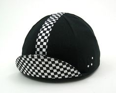 New SKA-licious cycling cap with embroidered logo, 100% wicking band and label! Ride to the Beat!