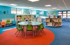 New 2014 Primary Design Ideas Brochure | Demco Interiors - Inspiring Library Design for Children's Kids areas