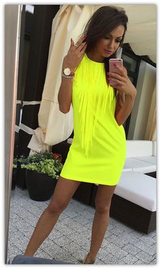 >> Click to Buy << free shipping New high-end women's wholesale sexy tassel solid color Slim sleeveless dress women's Cocktail Dresses #Affiliate
