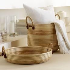 Basket by Ralph Lauren