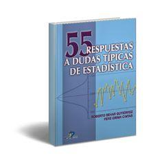 ★   55 Respuestas a Dudas de Estadística - Roberto Behar   - #PDF - #Ebook  ★    #estadistica #matematica #estadistico  ★  http://www.librosayuda.info/2014/02/descargar-libro-completo-de-55.html