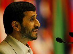 Ahmadineyad. Sin palabras.