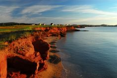 During your stay at the Iles de la Madeleine, also known as Magdalen Islands, enjoy exquisite seafood, wind sports, sea excursions and much more. O Canada, Canada Travel, Quebec, Saint Lawrence River, St Lawrence, Voyage Canada, Destinations, Atlantic Canada, Newfoundland And Labrador