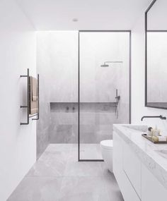 Minimal Interior Design Inspiration 168 – UltraLinx The post Minimal Interior Design Inspiration appeared first on Best Pins for Yours - Bathroom Decoration Minimalist Bathroom Design, Modern Bathroom Design, Bathroom Interior Design, Bathroom Designs, Restroom Design, Interior Modern, Minimalist Interior, Scandinavian Interior, Scandinavian Style
