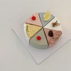 Pretty Cakes, Cute Cakes, Comida Picnic, Korean Cake, Cute Desserts, Cafe Food, Aesthetic Food, Sweet Cakes, Food Cravings