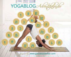 Yoga Adventskalender - lasst uns gemeinsam die Türchen und unsere Herzen öffnen!