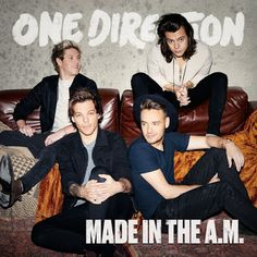 Baxando: One Direction - Made in the A.M.