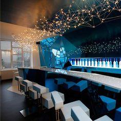 Grey Goose Bar interior design