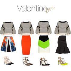 "NSD......Voggue ""Love Affair with Valentino"""