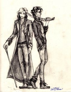 Will and Jem.