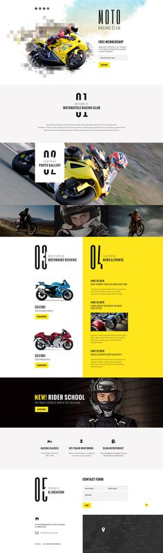 Motor Sports Responsive Landing Page Template #58525 http://www.templatemonster.com/landing-page-template/motor-sports-responsive-landing-page-template-58525.html