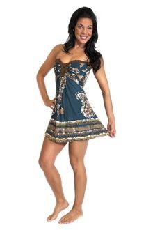 Sky Cecille Halter dress