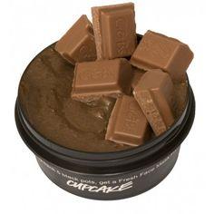 Cupcake (Frische Gesichtsmaske): Schokoladen-Himmel bei öliger und jugendlicher Haut. Diese Maske entfernt überschüssiges Öl und beruhigt die Haut.