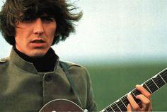 George Harrison,1943 – 2001.