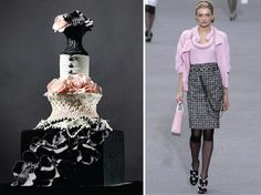 Fashion Inspired Cakes
