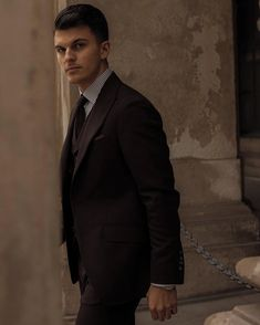 "Best of Men Style on Instagram: ""By @richyskr"" Mens Suits, Mens Fashion, Instagram, Style, Dress Suits For Men, Moda Masculina, Swag, Man Fashion"