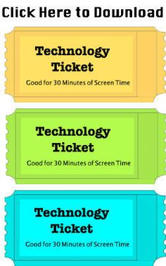 download technology tickets